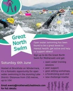 Great North Swim 2020