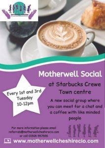 Motherwell Social - Crewe