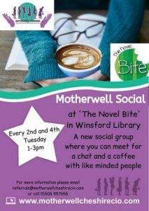 Motherwell Social - Winsford