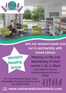 Reading Group - Crewe