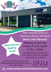 Reading Group - Winsford