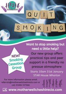 Stop Smoking - Winsford
