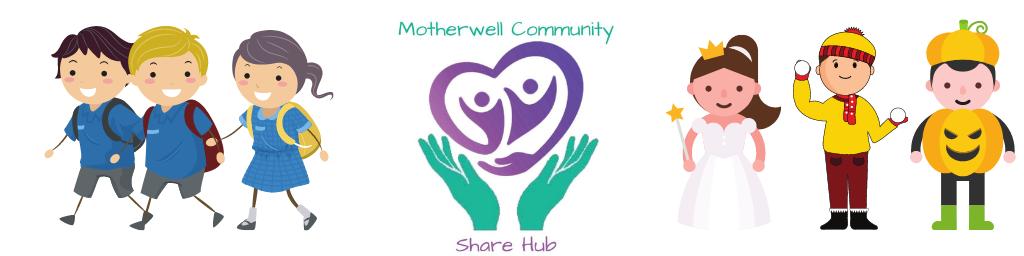 Motherwell Community Hub Header
