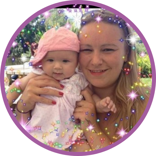 Lorna and daughter Phoebe Jane Eowyn
