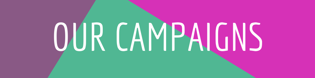 new campaigns header